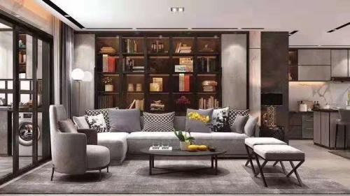 书房装修设计有哪些要点?让书房成为黄金屋.